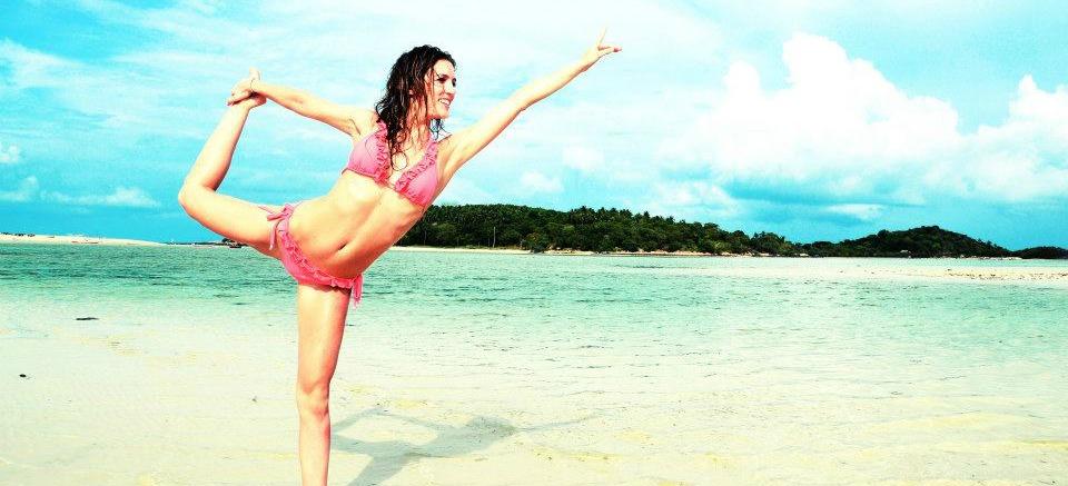 Bikram Yoga Steffi Vertriest
