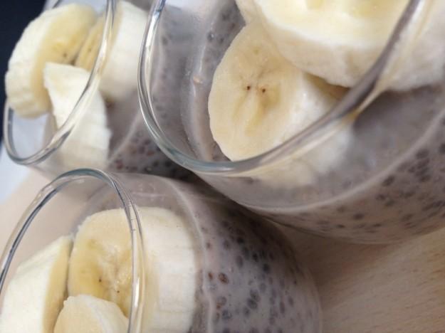 bananenpudding gezond